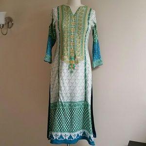 Dresses & Skirts - Indian Caftan S-M